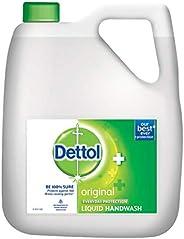 Dettol Germ Protection Liquid Handwash Refill, Original - 5L