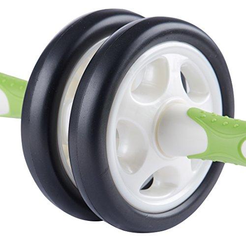 Ultrasport AB Roller – Bauchtrainer, grün - 3