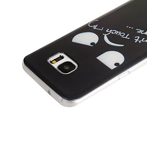 PowerQ Bunte Muster Serie Malerei Drucken Tasche TPU Hülle Etui Fall Case Cover < Sky Withered | für IPhone 6 6S IPhone6S IPhone6 >           Zeichnung weiche Silikon Abdeckung Handy-Fall Handy-Abdeckungs weich Black eyes