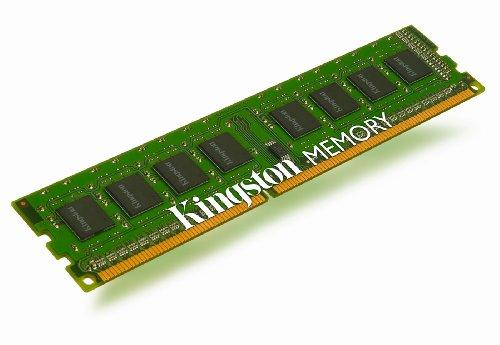 Kingston Technology ValueRAM 6GB, 1066MHz, DDR3, ECC Reg w/Par CL7, DIMM (Kit of 3) SR, x4 w/Therm