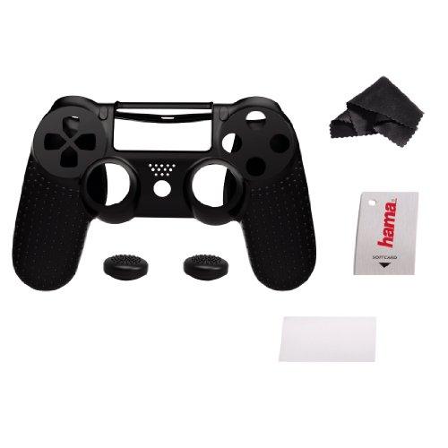 Aussparung Sammlung (6in1 Zubehör-Paket für den Dualshock 4 Controller der PS4)