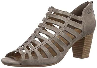 gerry weber shoes lotta 04 damen geschlossene sandalen. Black Bedroom Furniture Sets. Home Design Ideas