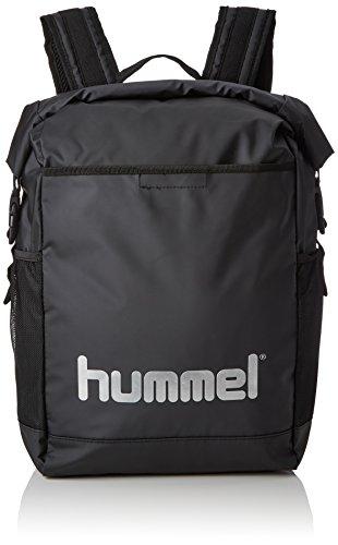 Hummel Tech Street Zaino Nero-Argento, Standard, 18 Litri