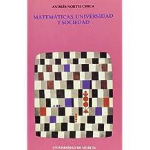 Matematicas, Universidad y Sociedad