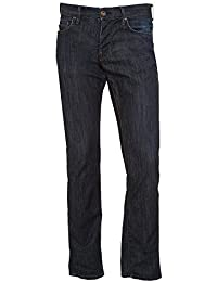 BOSS Orange Men's Orange24 Barcelona Jeans ? Dark Blue