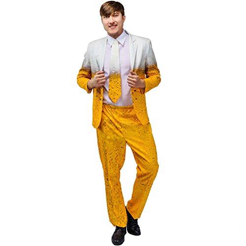 Preisvergleich Produktbild SEA HARE Erwachsene Männer Bier Anzug Kostüm (XL)