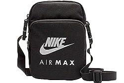 Nike NK MAX AIR SMIT - 2.0 Kleine Taschen hommes Schwarz - Einheitsgrösse - Geldtasche/Handtasche