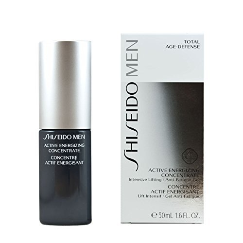 Shiseido Active Energizing Concentrate Instant Firming and Intensive Lifting Cream for Men, 1.6 Ounce by Shiseido