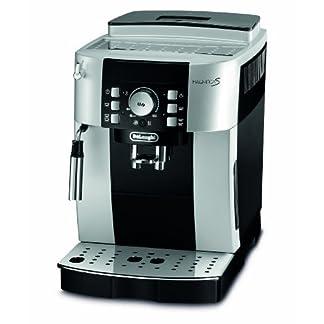 DeLonghi-ECAM-21117SB-Kaffee-Vollautomat-silber