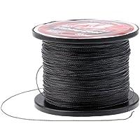 MagiDeal 300m Geflochtene-Angelschnur Nylon Monofilament Super Power Karpfen-Linie