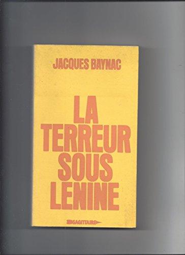 La terreur sous lenine   (1975)