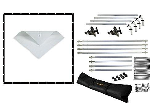 SUNBOUNCE Starter-Kit Sun-Scrim 8X8 Diffuser Kamera Zubehör -