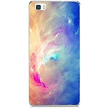 Qissy® Carcasa Funda para Huawei P8 Lite ,Gel TPU Silicona Flexible Transparente Ultra Slim Protective Case Cover Skin para Huawei P8 Lite