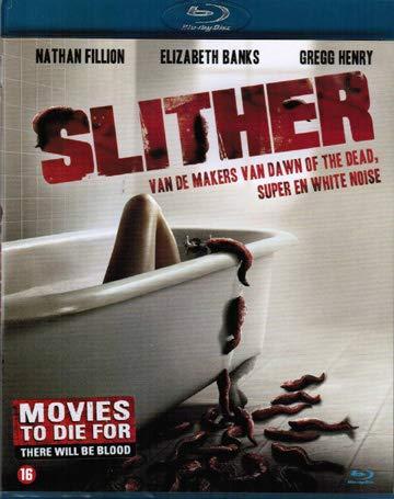 Slither - Voll auf den Schleim gegangen / Slither (2006) ( ) [ Holländische Import ] (Blu-Ray)
