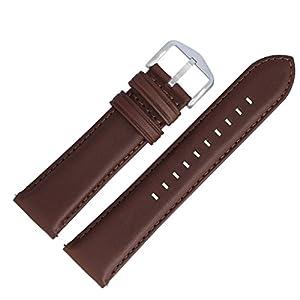 Fossil Uhrenarmband 22mm Leder Braun – FS-4813 | LB-FS4813