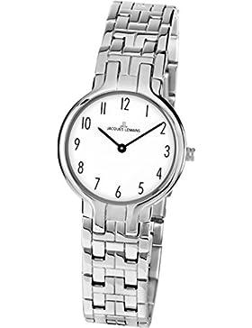 Jacques Lemans Damen-Armbanduhr 1-1934A