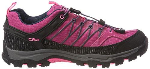 CMP Rigel, Scarpe da Arrampicata Unisex – Adulto Rosa (Pink Fluo-asphalt)