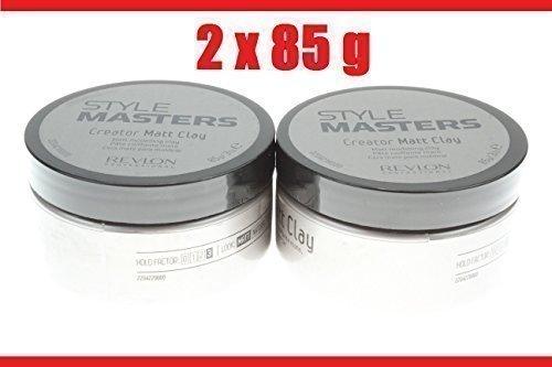 Revlon 2x Style Masters Creator Matt Clay je 85 g = 170 g