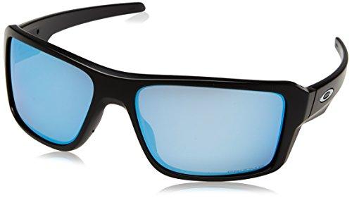 Ray-Ban Herren 0OO9380 Sonnenbrille, Schwarz (Matte Black), 66
