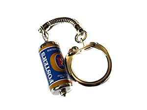 Fosters Lager Can Keyring