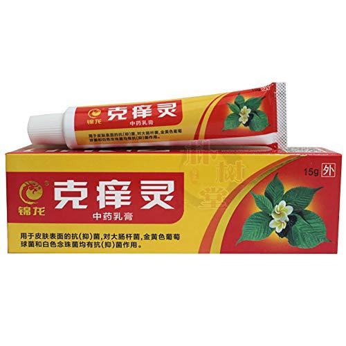 Symeas Chinesische Medizin-natürliche Tadellose Creme-Psoriasis-Ekzem-Salbe Alle Haut-Krankheits-Behandlung