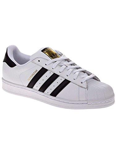 adidas Superstar C77124, Basket - 46 EU