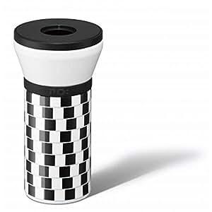 PO: - Vase Ring Illusion H21cm