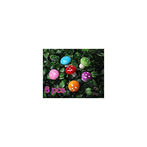 yuhemii Miniatur Garten Fee Ornament Flower Pot Home Decor (Fee Pot)
