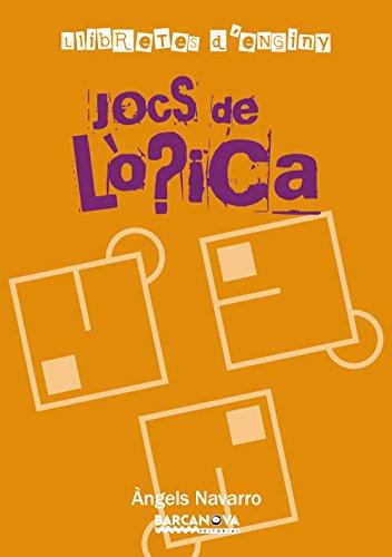 Llibretes d ' enginy. Jocs de lògica (Llibres Infantils I Juvenils - Club) por Angels Navarro