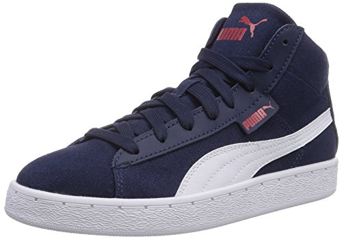 Puma Puma '48 Mid Cv, Baskets hautes mixte adulte