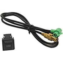 Cavo switch USB per RNS315 RCD510 VW MK6 Golf 6 / SCIROCCO / Jetta