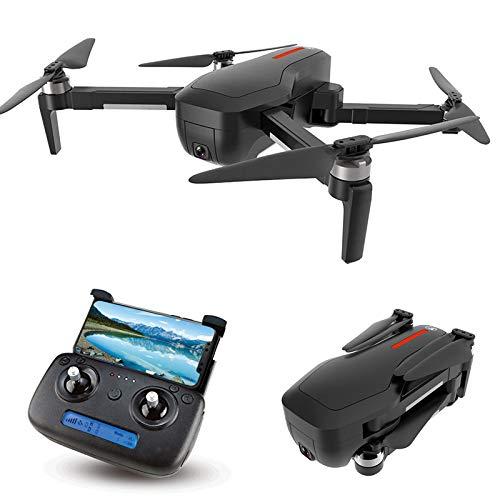 DishyKooker X193 GPS 5G WiFi FPV con 4K Ultra Clear Camera Brushless Selfie Pieghevole RC Drone Quadcopter RTF VS ZLRC Beast SG906 CSJ-X7 Radiocomandati e telecomandati Veicoli Velivoli Droni