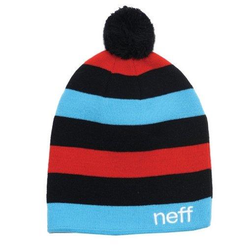 Neff Herren Mütze Reversi-ball F11136, cyan O/S -