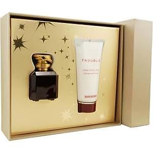 Trouble de Boucheron 50ml Eau de Parfum Vaporisateur & 100ml Body creme