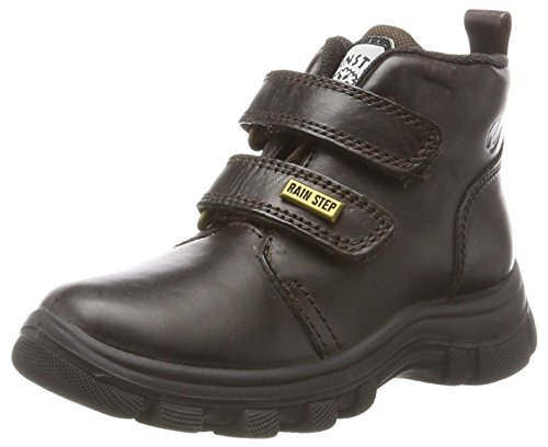 Naturino Baby Jungen Murray Sneaker, Braun (Ebenholz-9117), 26 EU