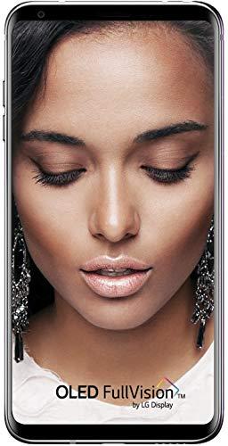 LG V30+ (18:9 OLED FullVisionTM, 128GB, Silver)