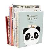 2 serre-livres pour enfant panda - ON RANGE TOUT