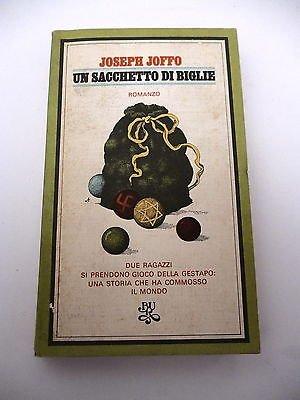 Un sacchetto di biglie, romanzo