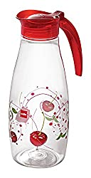 Cello Juicy PET Jug, 1.25 Litres, Red