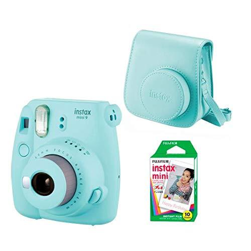 Fujifilm Instax Mini 9 - Kit Cámara Fotográfica