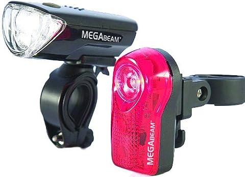 Sport Direct™ Bicycle Bike 0.5W MegaBeamTM LED Light Set 3