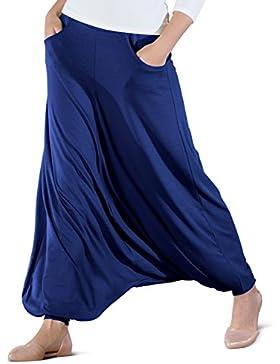 LEGA Primera Harem Pantaloni Larghi da Donna