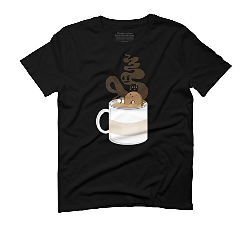 dunkin-donut-mens-2x-large-black-graphic-t-shirt-design-by-humans