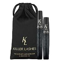 Usa il kit KL Killer Lashes per creare le ciglia che hai sempre sognato! Il set di Killer Lashes include due elementi: Mascara e Ultimate Lash Extender: questi oggetti funzionano in armonia, consentendo di creare ciglia assassine e lasciare i falsi a...