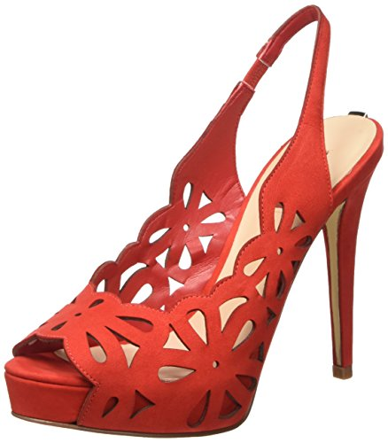 guess-lea05-scarpe-con-tacco-donna-rosso-36-eu