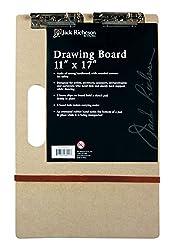 Jack Richeson 400411 18 x 18 Heavy-Duty Drawing Clip Board