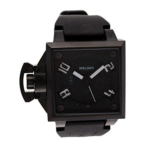 Coffret reloj Welder hombre K-25modelo Data negra y blanca–4103/1741K25