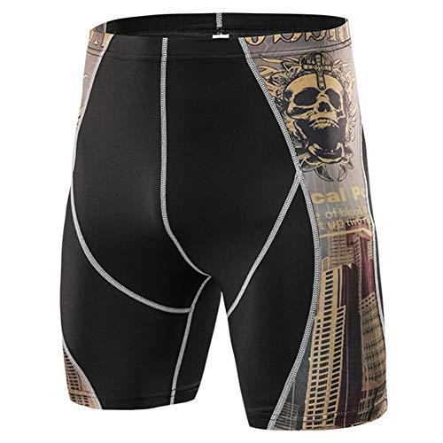 Alimagic Pantalones Cortos de compresión