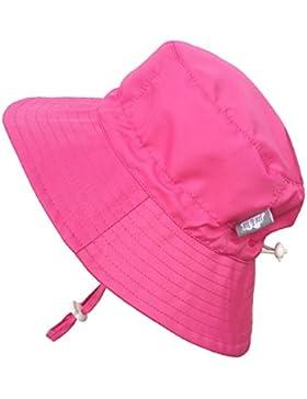 Cappello di Protezione solare Bambino piccolo Bambini 50+,idrorepellente,misura adattabile con sottogola a strappoq