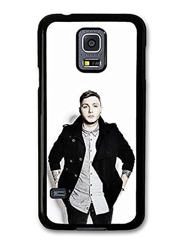 James Arthur Black Coat Portrait Singer Popstar coque pour Samsung Galaxy S5 mini
